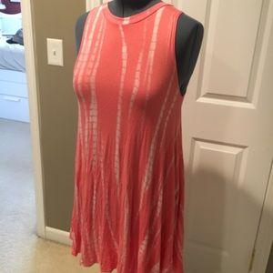 Heartsoul flowy tank dress